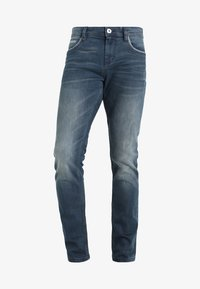JOSH - Slim fit jeans - blue denim grey cast
