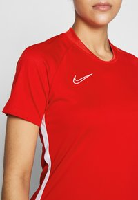 Nike Performance - DRY ACADEMY 19 - Camiseta estampada - university red/white - 4