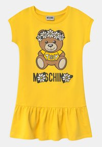MOSCHINO - Day dress - cyber yellow - 0