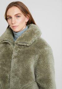 Louche - Winter jacket - green - 4