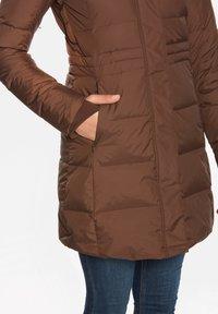 Jeff Green - FELY - Down coat - mocha - 6