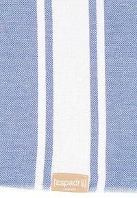 Espadrij l´originale - BEACHPLAID - Plážová osuška - blue - 1