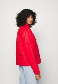 adidas Originals - PUFFER WINTER MIDWEIGHT JACKET - Light jacket - scarlet - 2