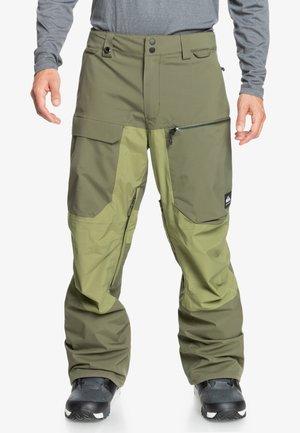 TRAVIS RICE STRETCH  - Snow pants - grape leaf