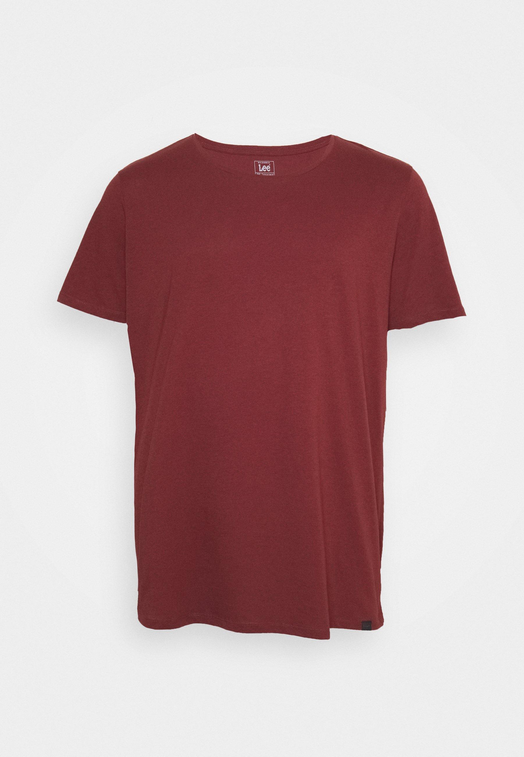 Herrer SHAPED TEE - T-shirts basic