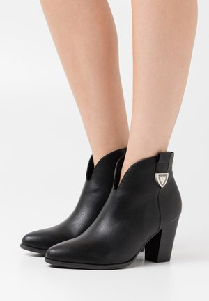 ANGELINA - Ankle boots - black