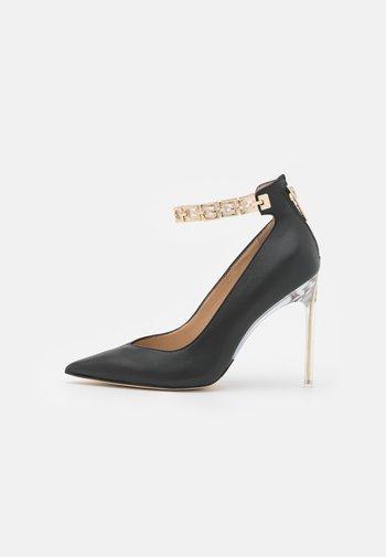 STEFIE - High heels - black