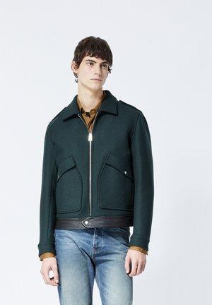 Light jacket - dark green