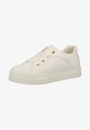 Sneakers laag - bright white