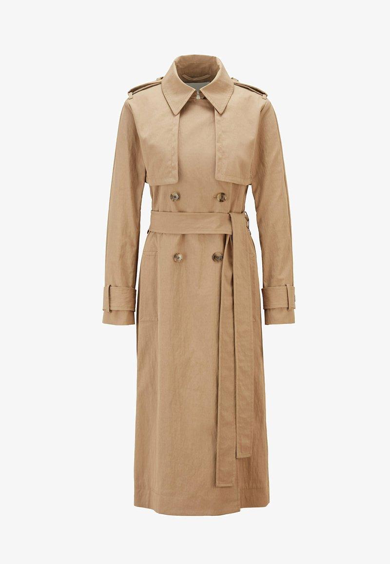 BOSS - Trenchcoat - beige