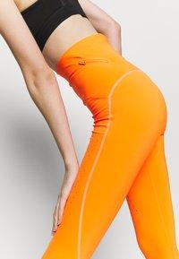 adidas by Stella McCartney - TRUEPURPOSE TIGHTS - Medias - signal orange - 5
