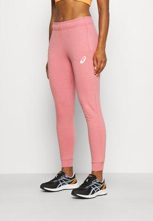 BIG LOGO PANT - Pantaloni sportivi - smokey rose/birch