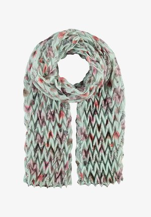 Scarf - turquoise