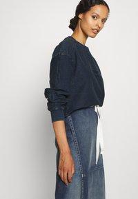 Alberta Ferretti - Sweatshirt - blue - 4