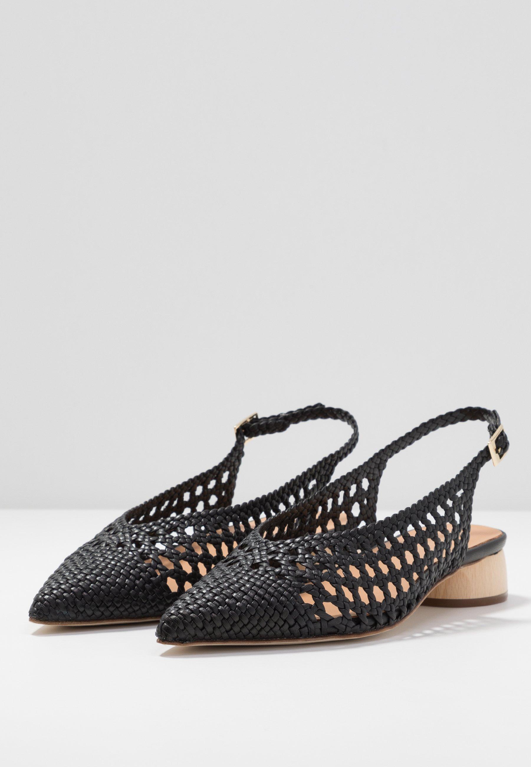 Paloma Barceló LEXIE ESPARTA - Escarpins - black - Chaussures à talons femme Limité