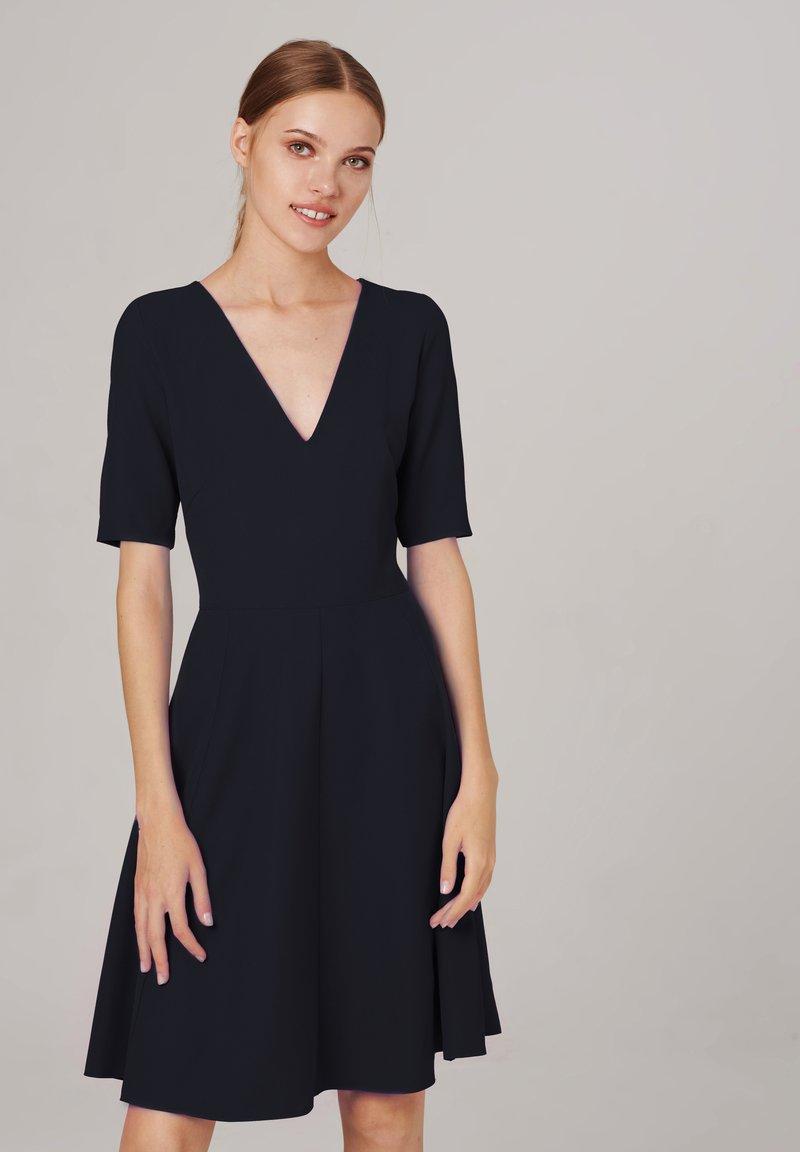 FELIPE ALBERNAZ - MONICA  - Koktejlové šaty/ šaty na párty - black