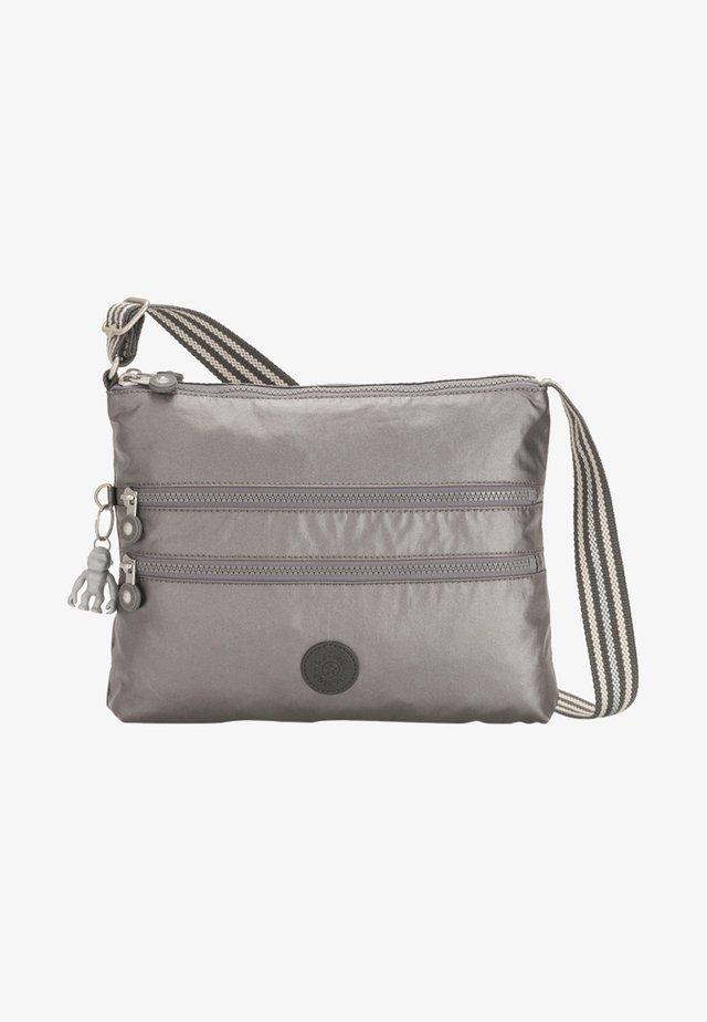 CLASSICS ALVAR  - Across body bag - carbon metallic