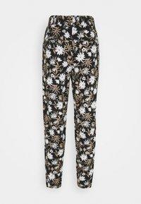 Marks & Spencer London - Trousers - black - 1