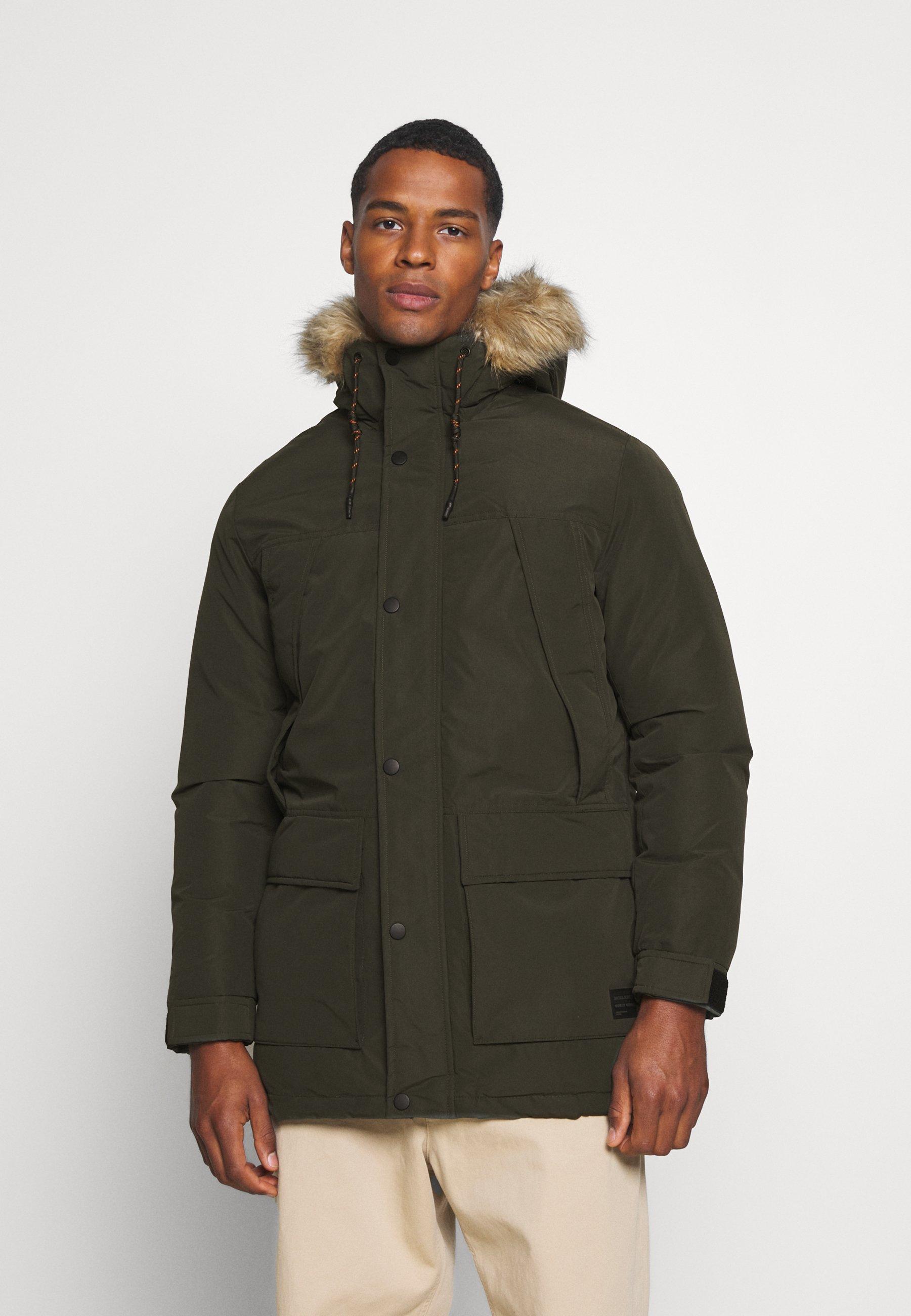Men JJSUPER  - Winter coat