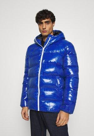 PUFFER - Winter jacket - blue
