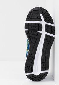 ASICS - CONTEND 6 - Neutrální běžecké boty - tuna blue/black - 5