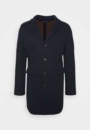 SIGNORIA - Short coat - navy
