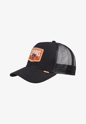 DO NOTHING CLUB SUNNYFAB - Cap - black