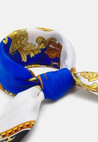 Versace - FOULARD UNISEX - Foulard - royal blue/oro - 2