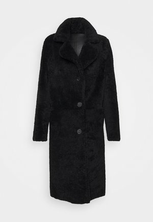 JANA COAT - Klasický kabát - black