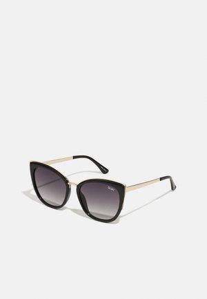 HONEY - Sunglasses - black/smoke