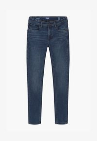 Jack & Jones Junior - JJILIAM JJORIGINAL - Slim fit jeans - blue denim - 0