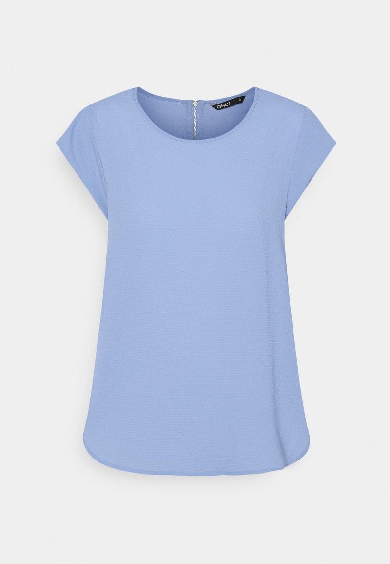 ONLY - ONLVIC SOLID  - Camiseta estampada - vista blue