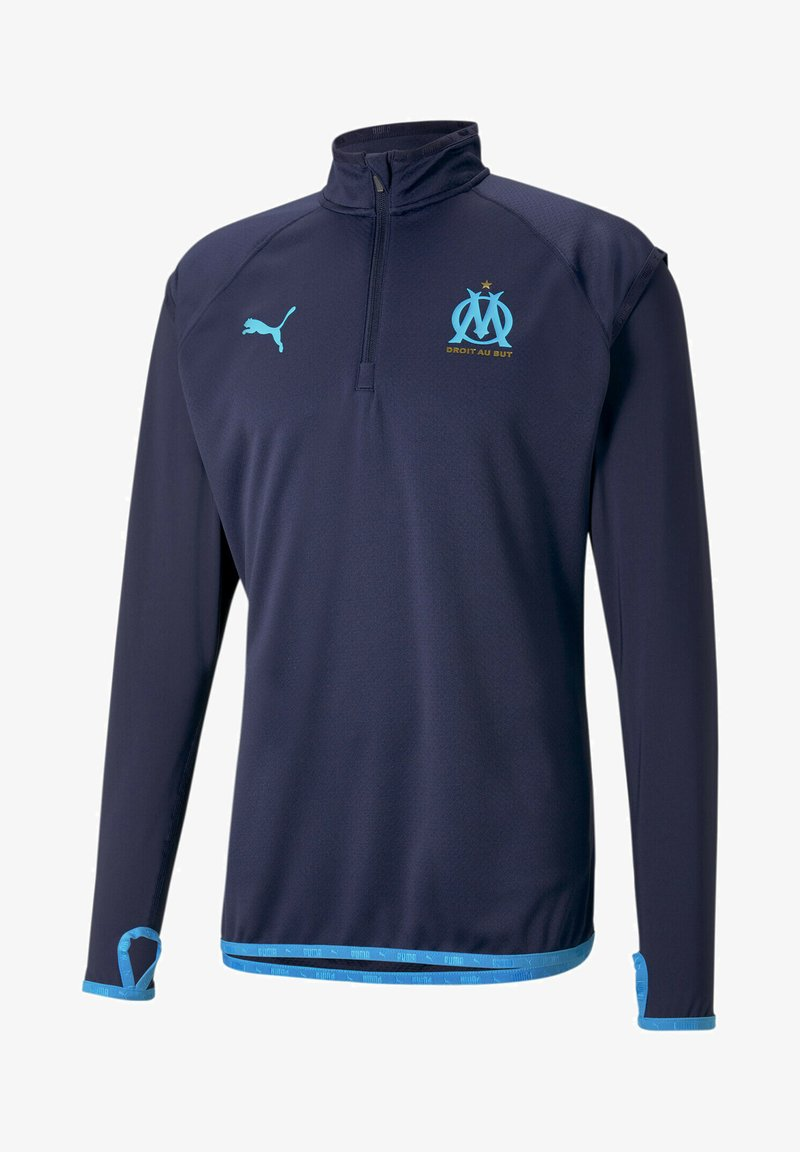 Puma - Sweatshirts - peacoat-bleu azur