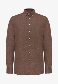 Carl Gross - Shirt - brown - 0
