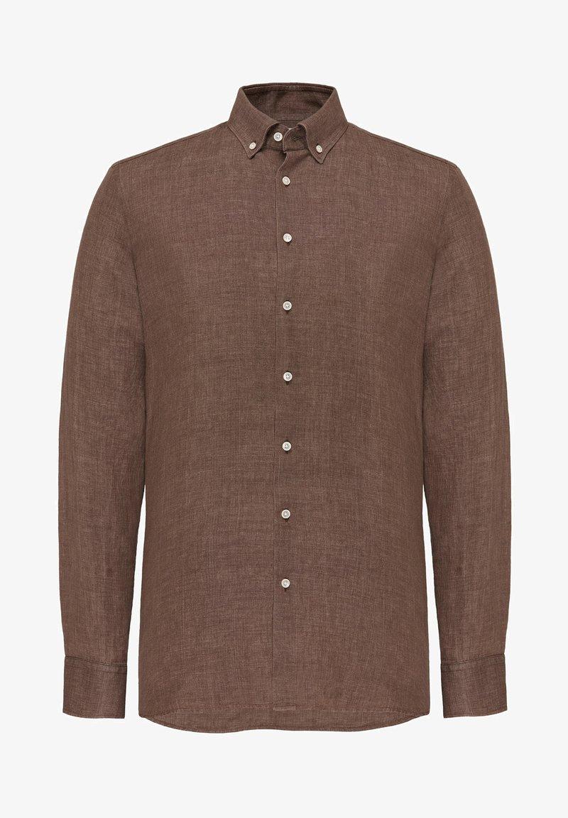 Carl Gross - Shirt - brown