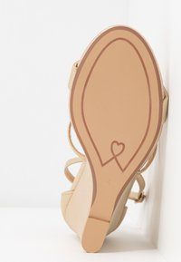 Lulipa London - LISETTE - High heeled sandals - gold - 6