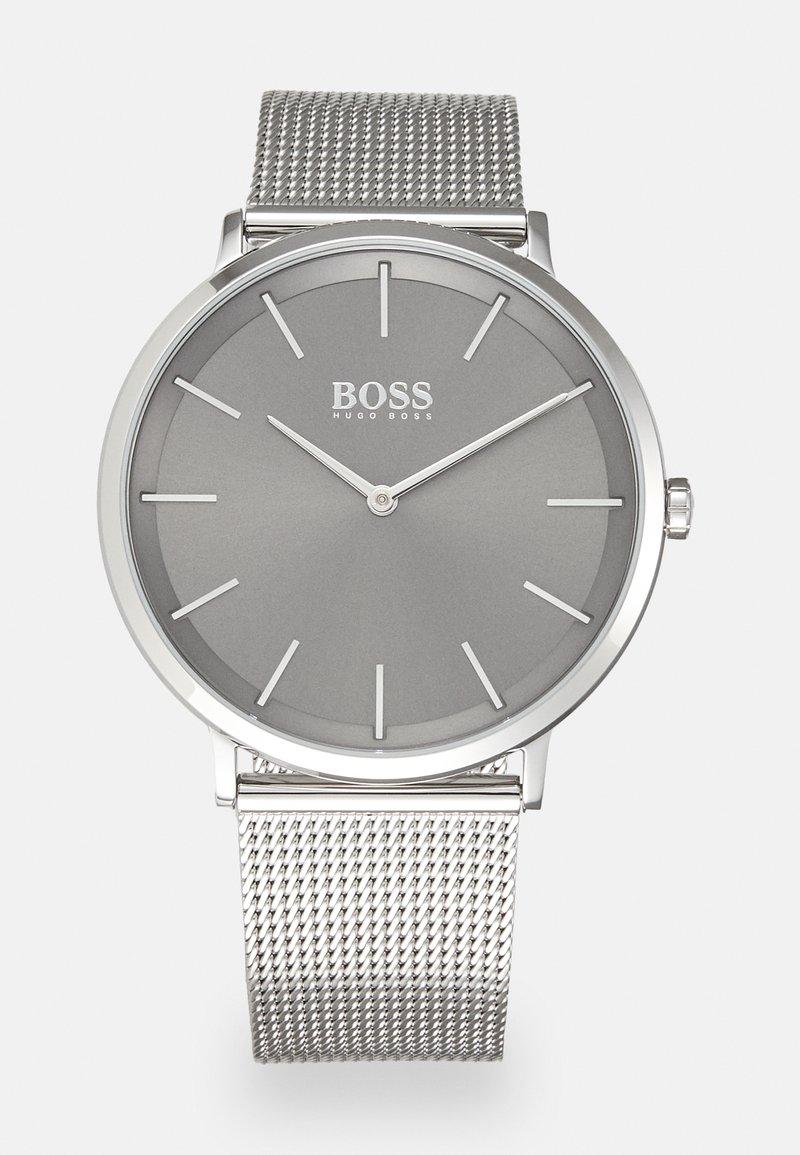 BOSS - SKYLINER - Hodinky - silver-coloured