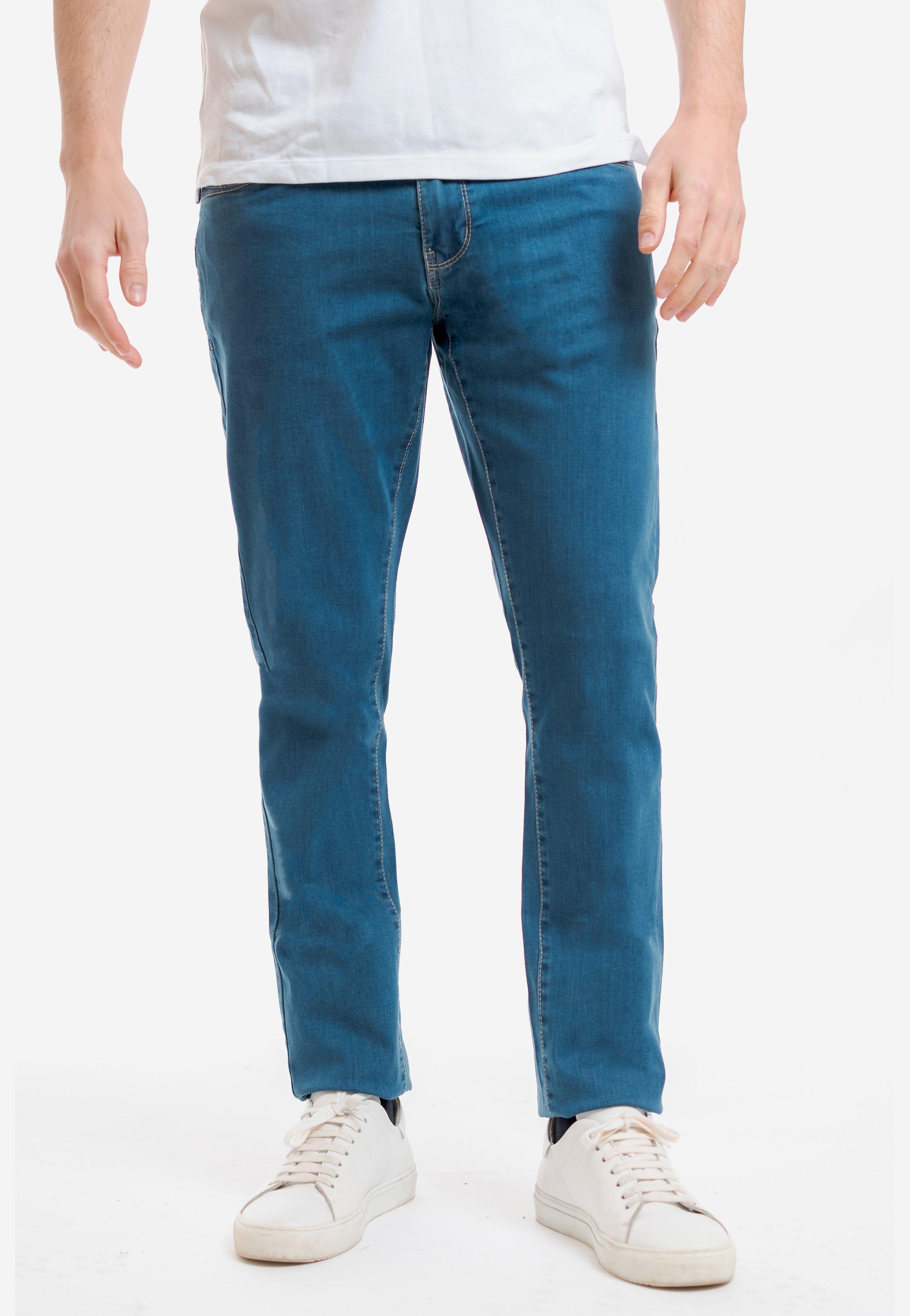 Uomo PANTALONE PER UOMO - Jeans a sigaretta