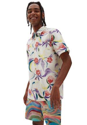 Skjorta - johanson floral
