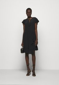 TWINSET - ABITO - Cocktail dress / Party dress - nero - 1
