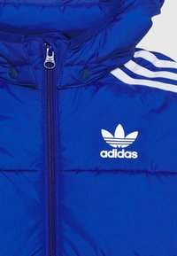 adidas Originals - PADDED JACKET - Winter jacket - royal blue/white - 4