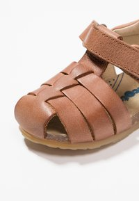 Falcotto - ALBY - Baby shoes - brown - 2
