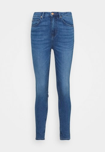 IVY SKINNY - Jeans Skinny Fit - blue denim