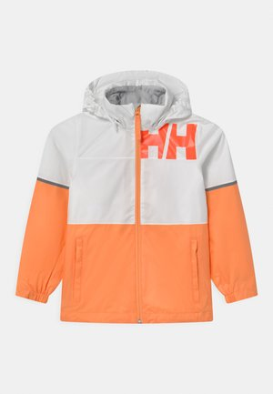 PURSUIT UNISEX - Waterproof jacket - melon