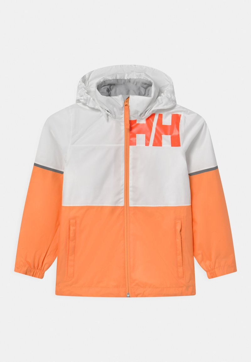 Helly Hansen - PURSUIT UNISEX - Waterproof jacket - melon