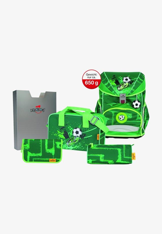 SET 5TLG - School set - green goal