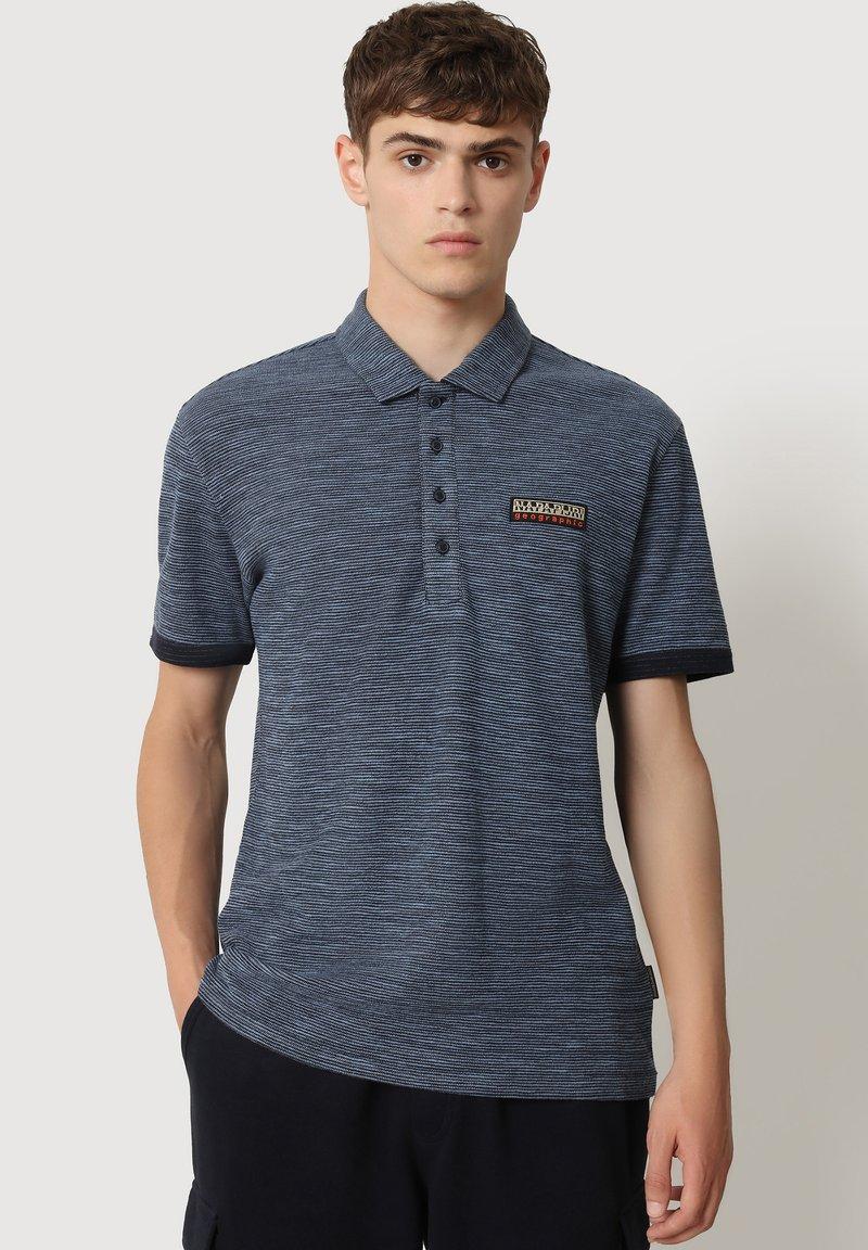 Napapijri - Polo shirt - blu marine