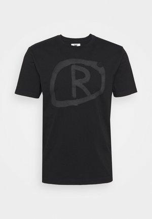 ACE - Camiseta estampada - black