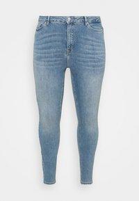 Vero Moda Curve - VMLORA - Jeans Skinny Fit - light blue denim - 4