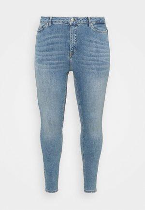 VMLORA - Jeansy Skinny Fit - light blue denim